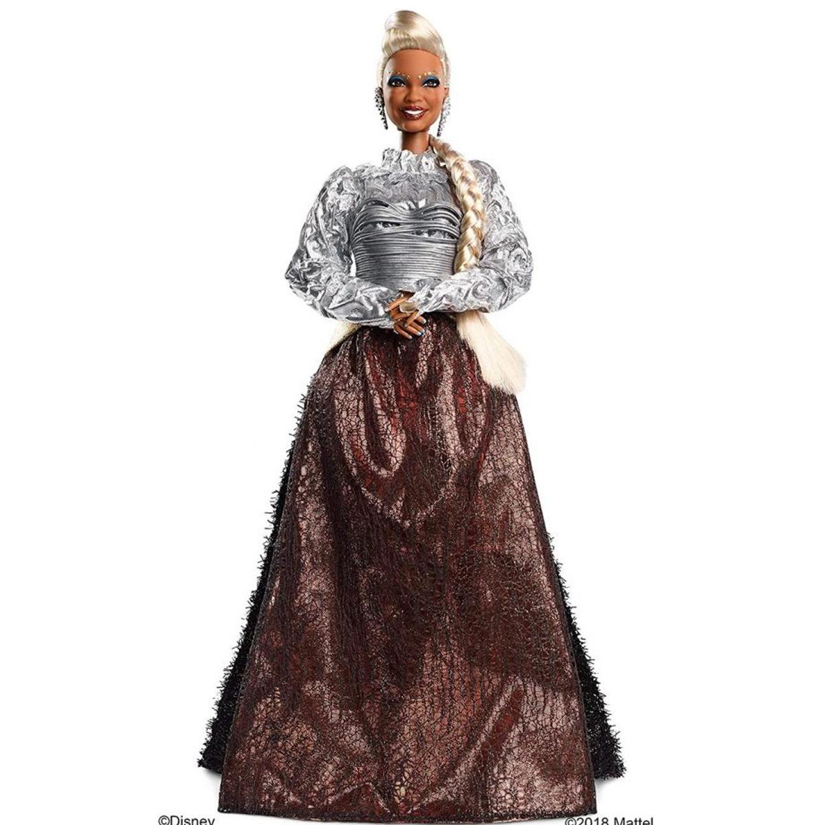 Барби Излом времени Миссис Тоесть Barbie