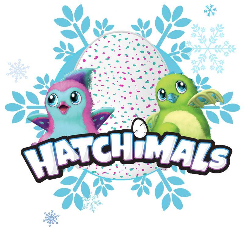 Hatchimals Хетчималс